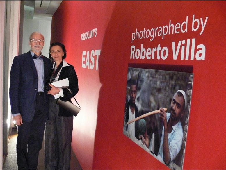 Rosalba Trebian Roberto Villa Ritratto