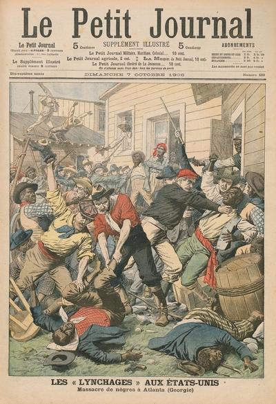 Le Petit Journal 7 Oct 1906