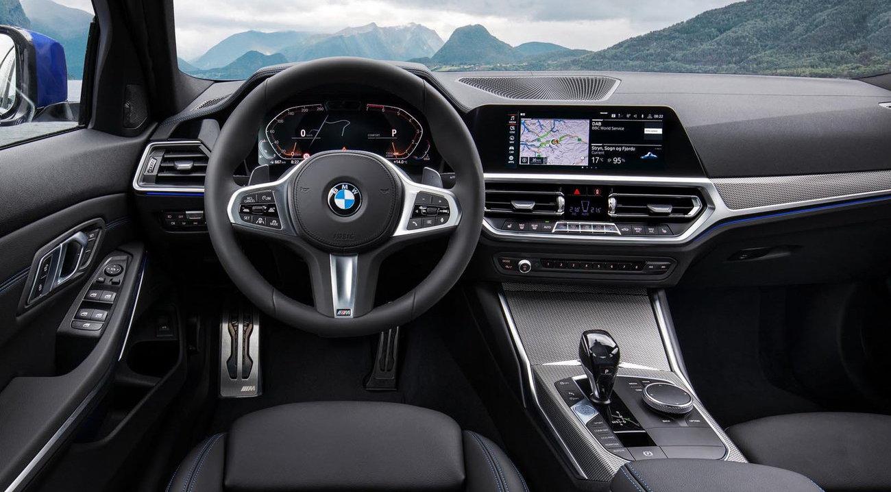 BMW 3 2018 8