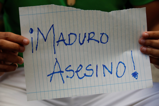 2018 10 08T233120Z 892145449 RC1547408D90 RTRMADP 3 VENEZUELA POLITICS