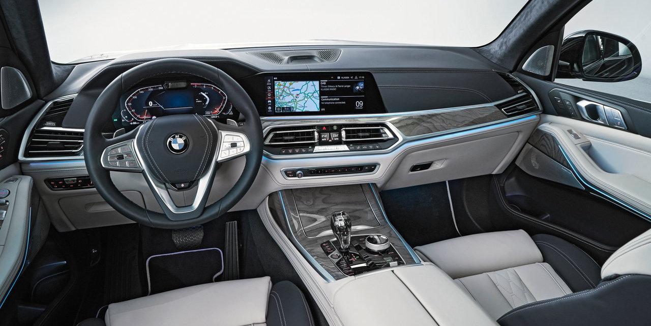 BMW X7 20