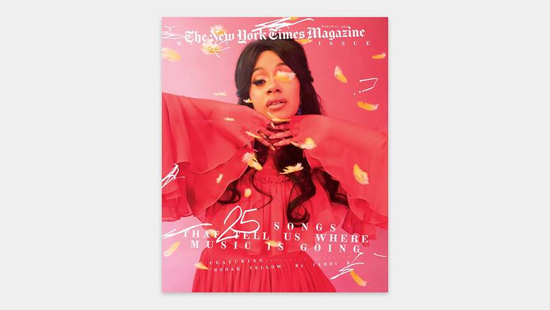 cardi b sza fronts the new york magazine music issue 3