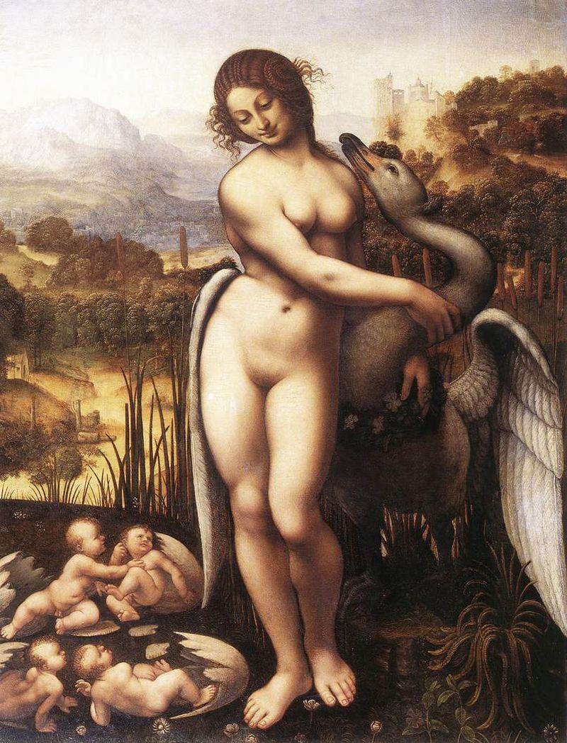 Leda and the Swan 1505 1510