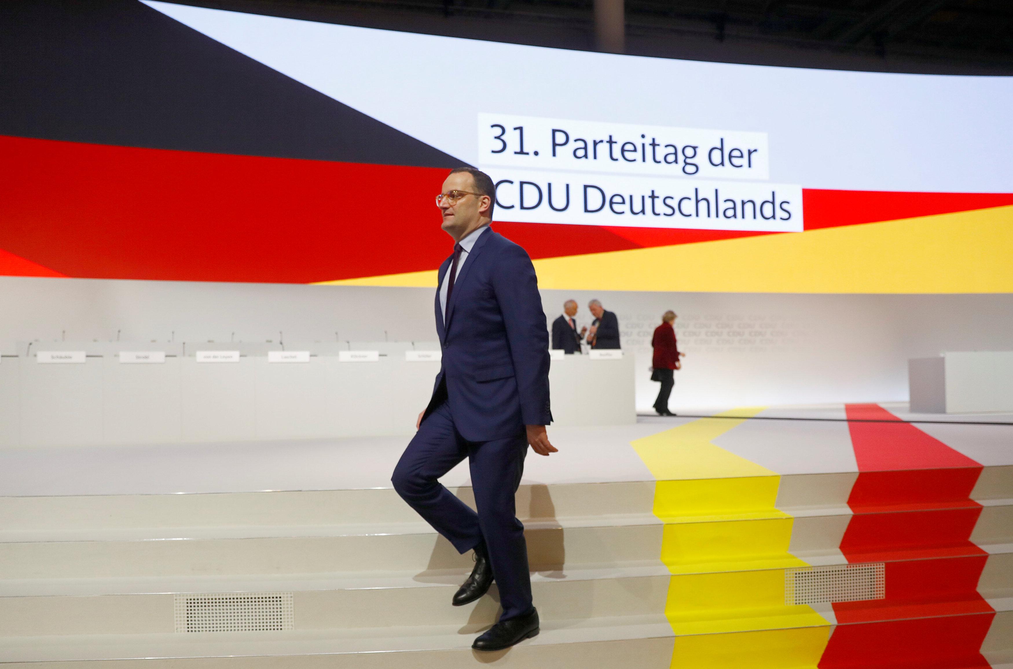 2018 12 07T085620Z 1329469872 RC17991706F0 RTRMADP 3 GERMANY POLITICS CDU