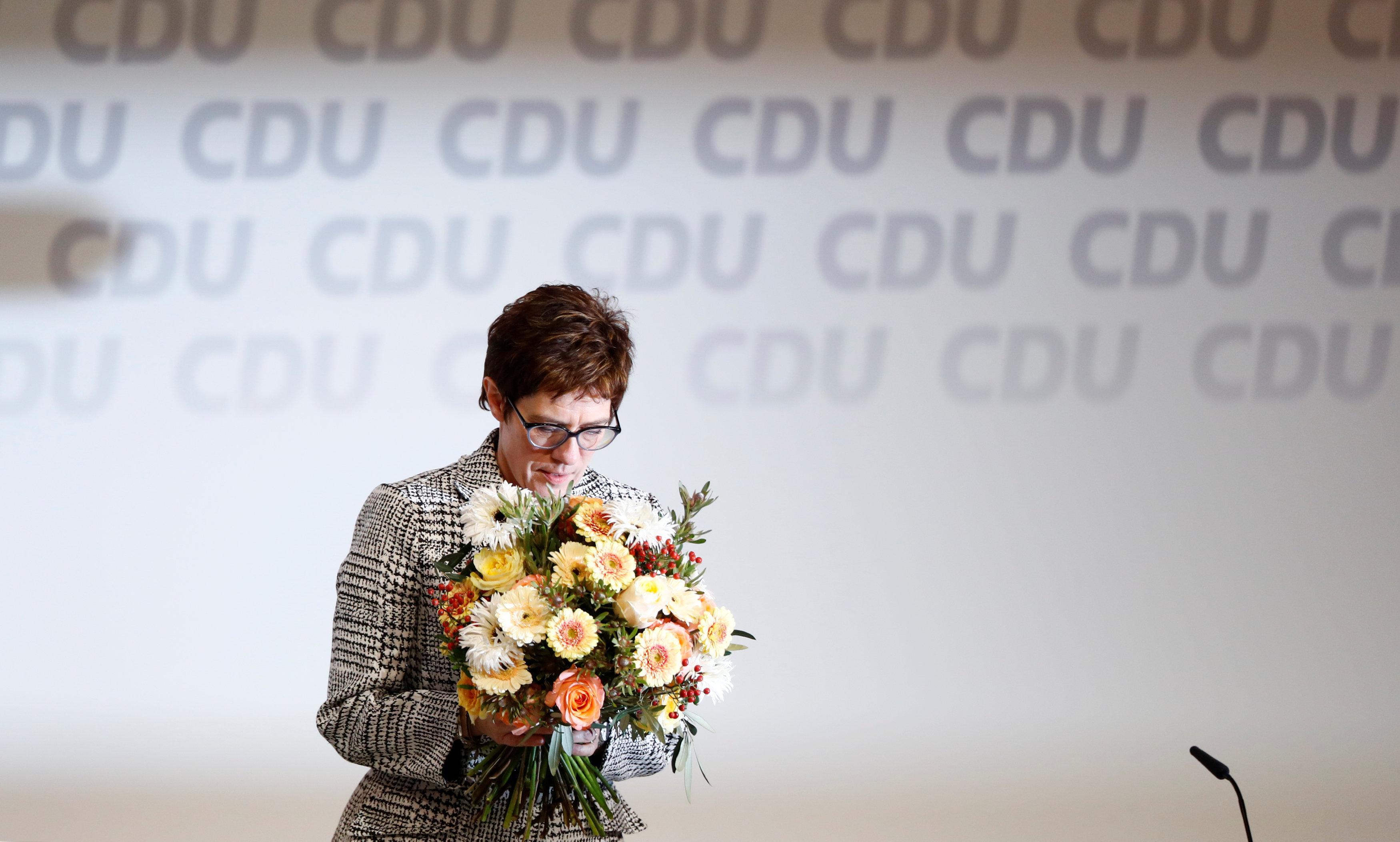 2018 12 07T164845Z 601672430 RC1D523935E0 RTRMADP 3 GERMANY POLITICS CDU