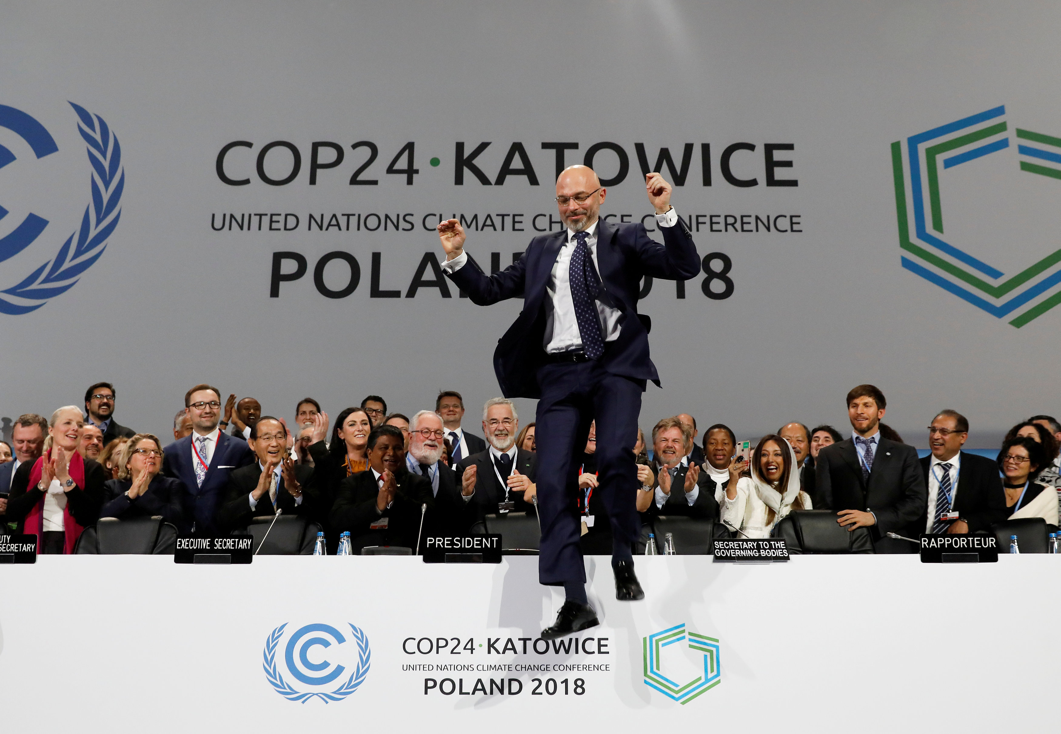 2018 12 15T213900Z 537481071 RC1C307A65C0 RTRMADP 3 CLIMATE CHANGE ACCORD CLOSING