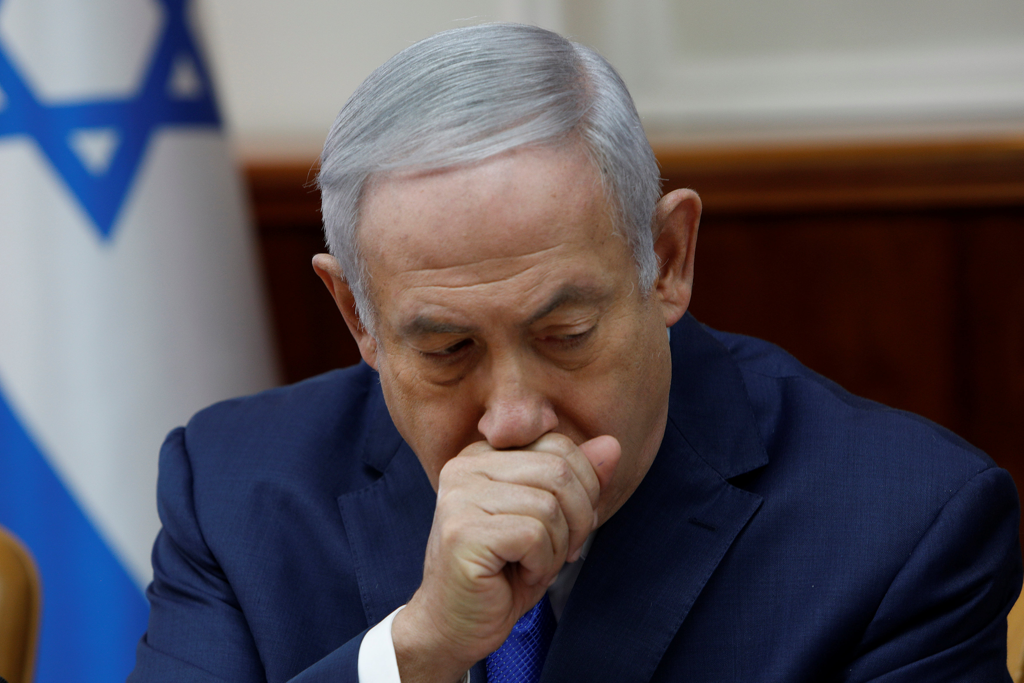2018 12 02T110602Z 115920869 RC1536B536B0 RTRMADP 3 ISRAEL NETANYAHU CORRUPTION