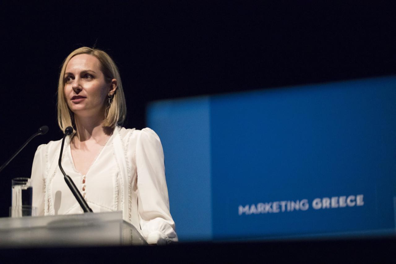 Ι. Δρέττα CEO Marketing Greece