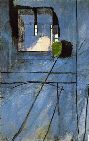 view of notre dame 1914 painter henri matisse