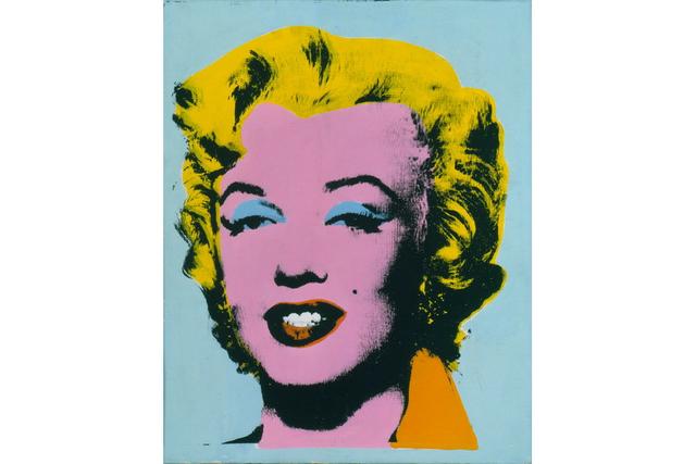 Andy Warhol Mint Marilyn