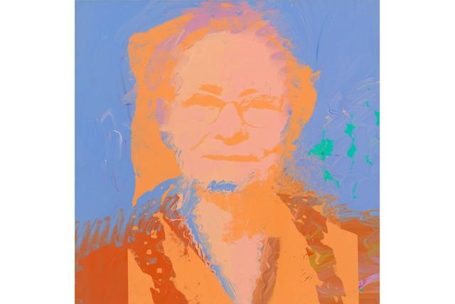 Andy Warhol Portrait of Julia Warhola