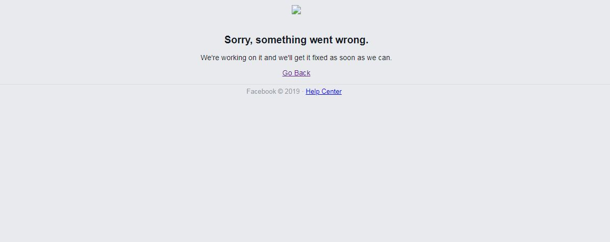 facebookerror