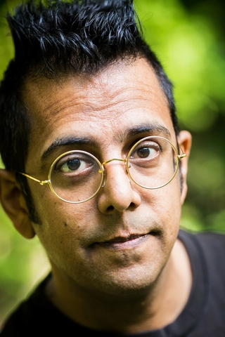 Simon Singh portrait Nick Smith 002