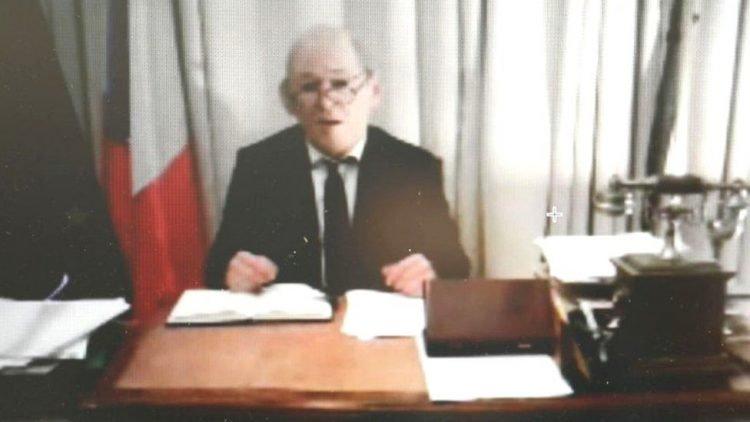 Jean Yves Le Drian scam