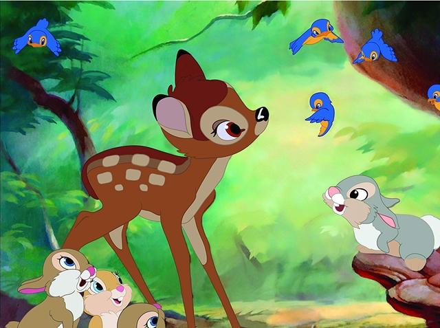 Bambi 1942 3 004