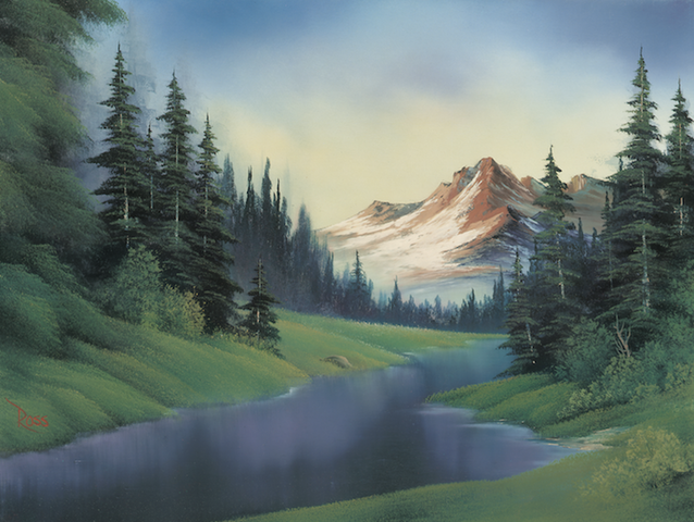 painting with bob ross book 7