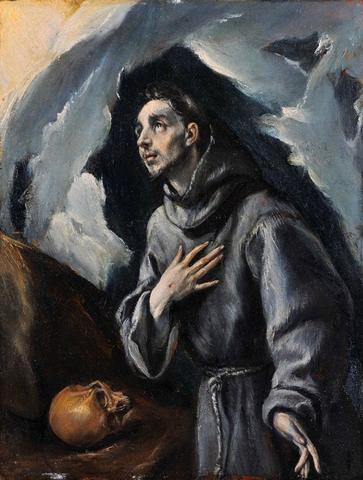 El Greco San Francesco 775x1024