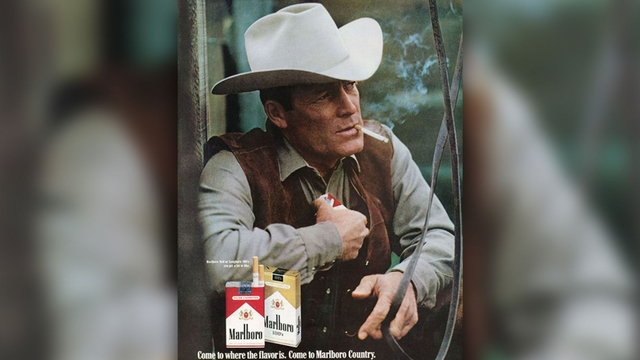 Marlboro Man Ad