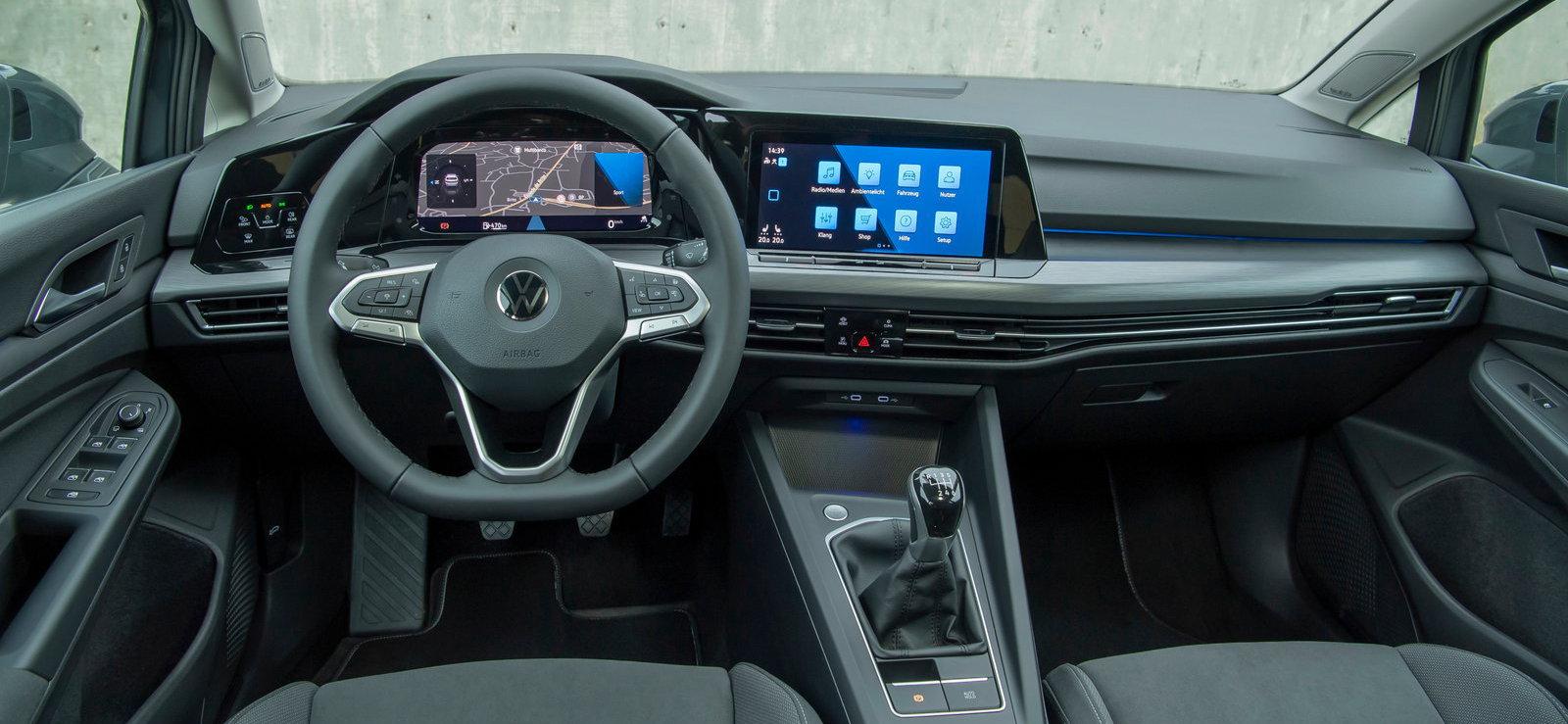 VW GOLF 2020 32