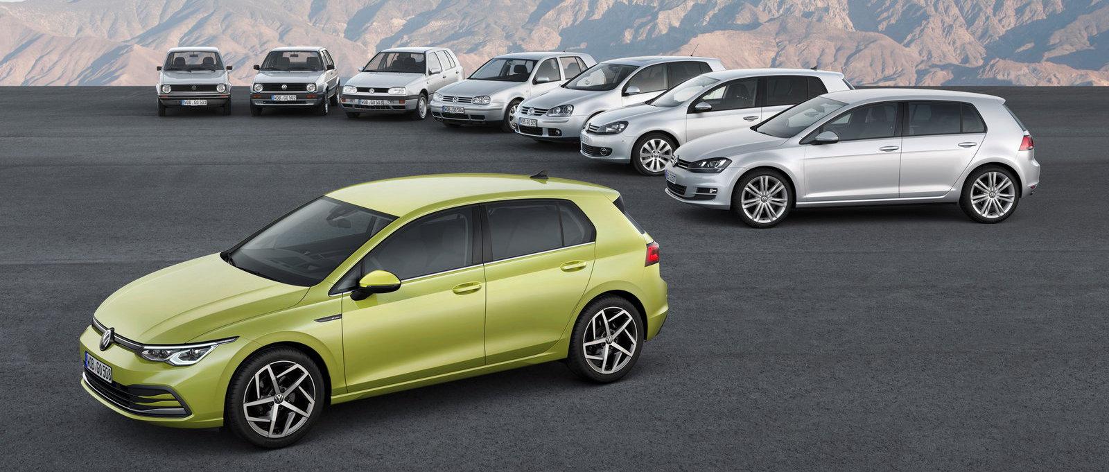VW GOLF 2020 48