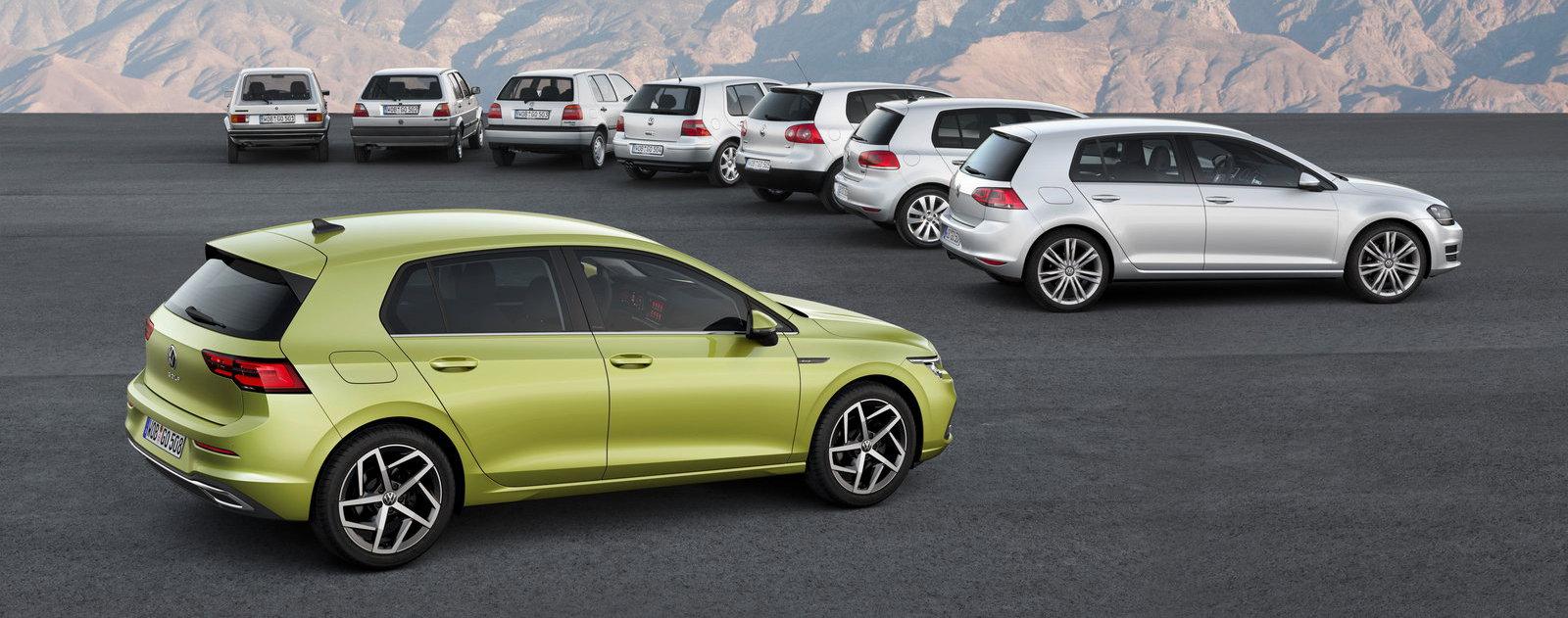VW GOLF 2020 56