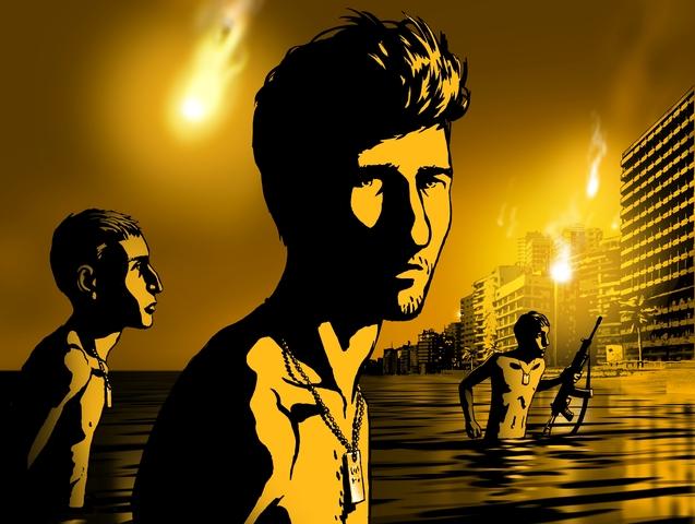 Waltz with Bashir 004