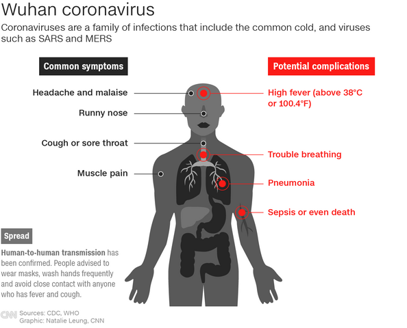 coronavirus grafima