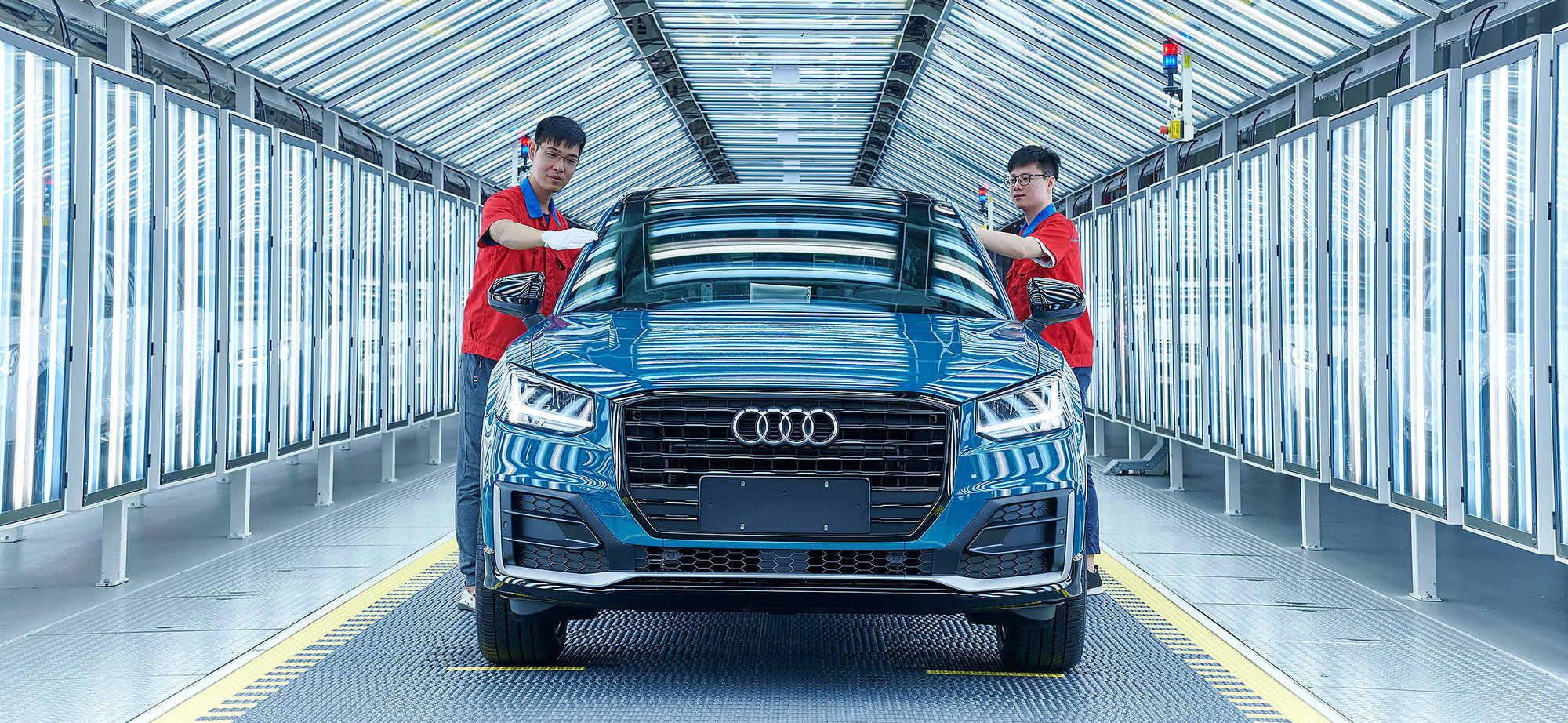 CHINESE CAR PRODUCTION 3