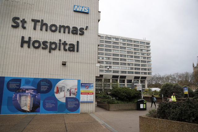 johnson hospital