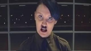 Έξυπνο βίντεο κατά του ρατσισμού - Πολωνή έφηβη γίνεται ο Χίτλερ!