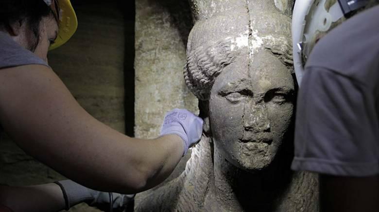 Η σύγχρονη μάχη της Αμφίπολης για τον «ένοικο» του ταφικού μνημείου