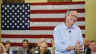 «Συμβαίνουν αυτά» λέει για το μακελειό στο Όρεγκον ο Τζεμπ Μπους