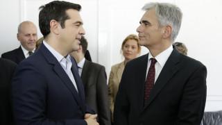 Επιβεβαίωση στενής συνεργασίας Ελλάδας-Αυστρίας για το προσφυγικό