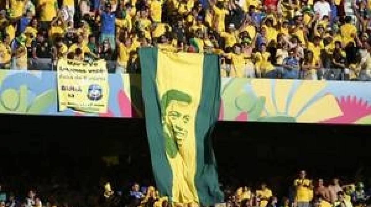 Ο Βραζιλιάνος «θεός της μπάλας», έμπνευση για την Τέχνη