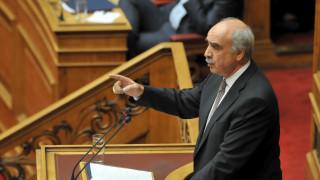 Επίθεση Μεϊμαράκη σε Τσίπρα και ΣΥΡΙΖΑ από το βήμα της Βουλής