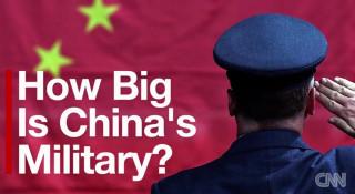 Στα άδυτα του κινεζικού αμυντικού δόγματος