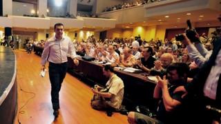 Εσωκομματικές διεργασίες το Σαββατοκύριακο στον ΣΥΡΙΖΑ