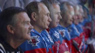 Πούτιν... on ice!