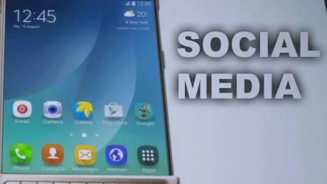 Ο εθισμός των νέων στα Social Media