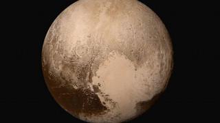 Αποκάλυψη της NASA: Νερό και γαλάζιος ουρανός στον Πλούτωνα