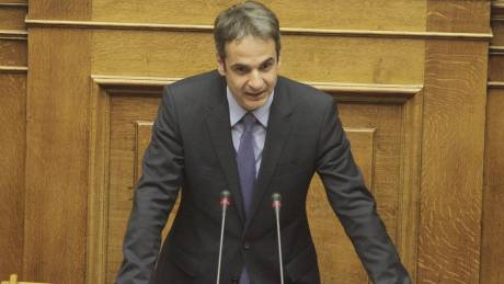 Κυρ. Μητσοτάκης:  Θέλω να γίνω πρόεδρος, αλλιώς απλός στρατιώτης