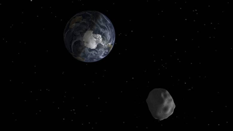 Με ταχύτητα 64.000 χλμ. αστεροειδής θα περάσει ξυστά από τη γη