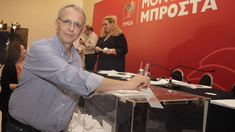Δεν είναι βαρίδια οι διαφορετικές απόψεις λέει ο νεός γραμματέας του ΣΥΡΙΖΑ