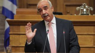 Μεϊμαράκης: Η ΝΔ καταψηφίζει το πολυνομοσχέδιο