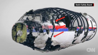 Ανακατασκευάζοντας το αεροσκάφος της πτήσης MH17