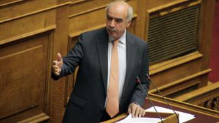 Β. Μεϊμαράκης: Αδίστακτη πολιτική απάτη από την κυβέρνηση