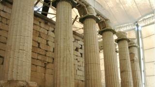 Τοποθέτηση μόνιμων φυλάκων στον ναό του Επικούρειου Απόλλωνα