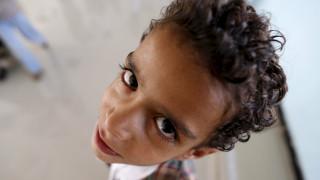 Ο λιμός πλήττει τα παιδιά της Υεμένης