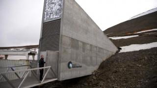 Το «χρηματοκιβώτιο» της ελπίδας, γεμάτο καρπούς στην Αρκτική ανοίγει για τη Συρία
