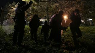Σλοβενία: στα σύνορα ο στρατός για τους πρόσφυγες